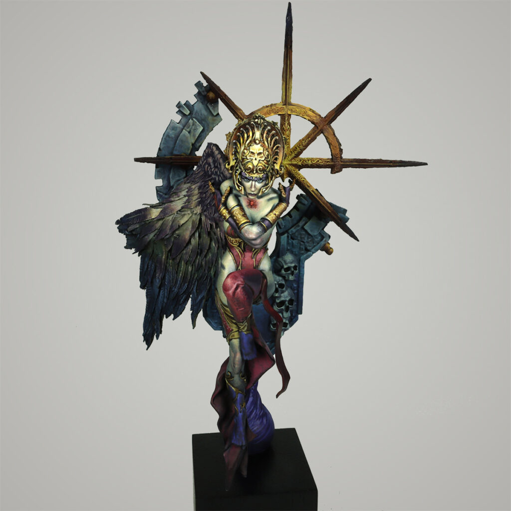Thanatos from Michael Kontraros Collectibles