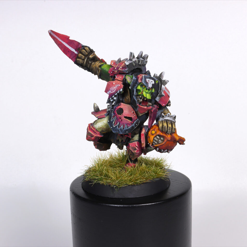 Varag Ghoul Chewer from Bloodbowl Forge World