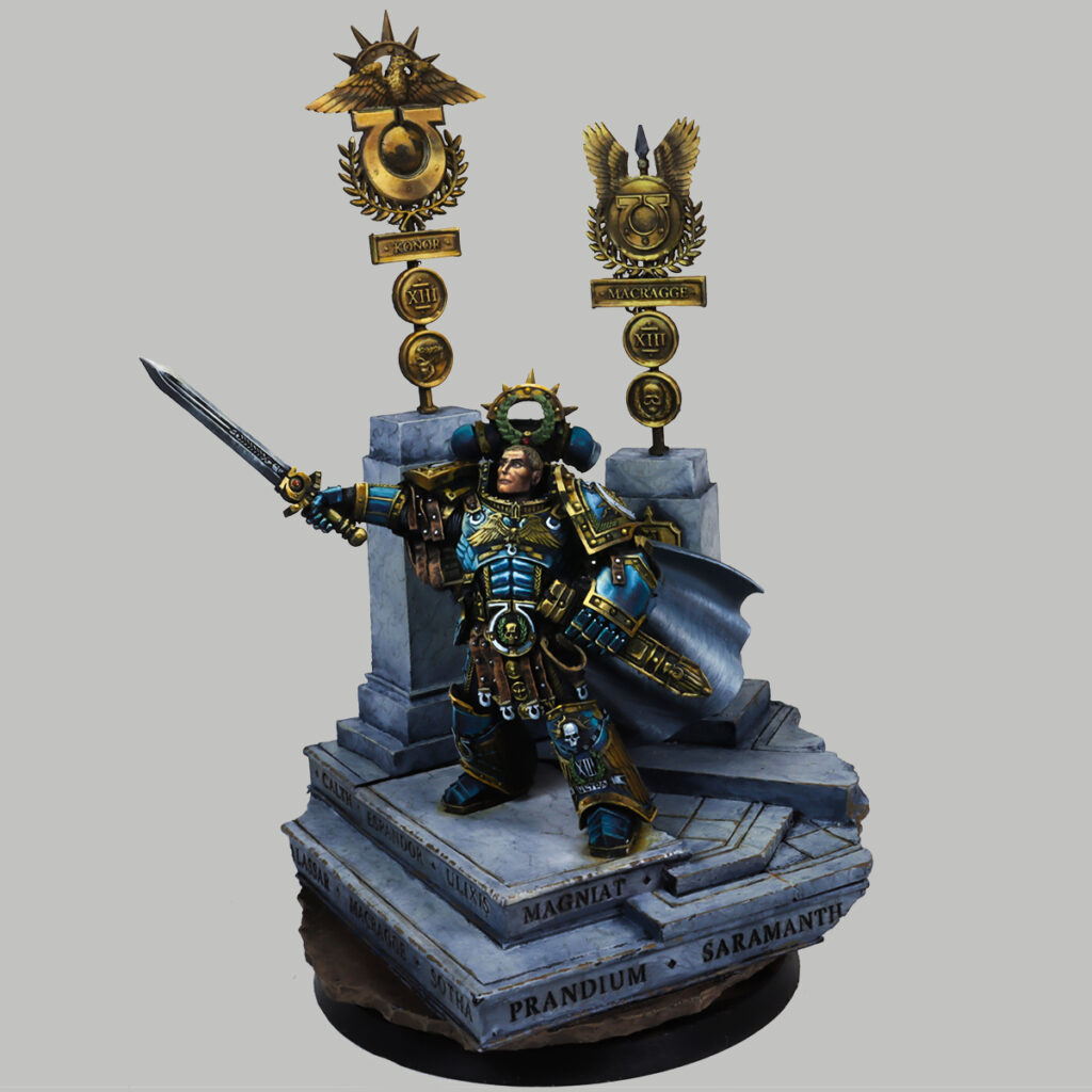 Guilliman from Forge World
