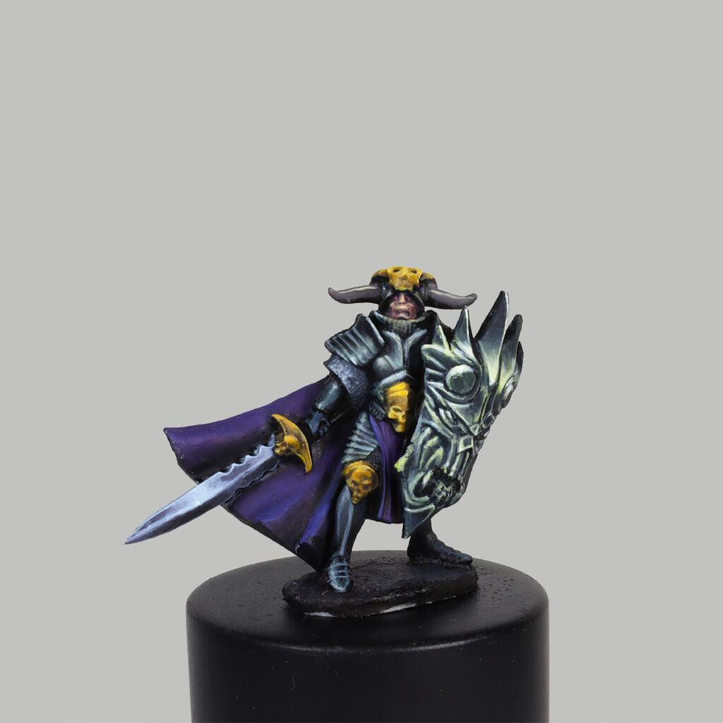 Antipaladin from Reaper Miniatures