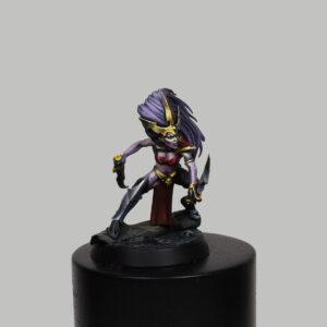 Morgwaeth's Blade-coven from Warhammer Underworlds