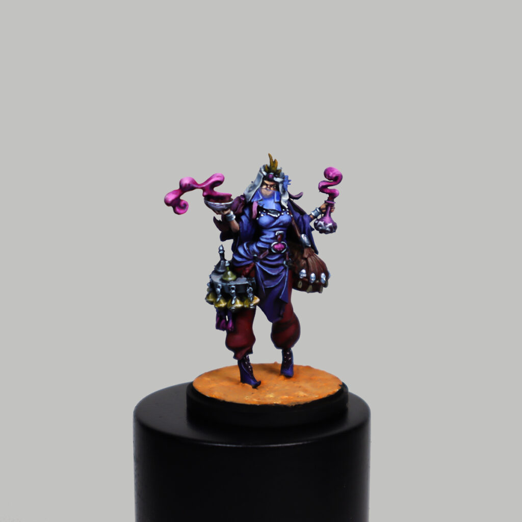 Potion Maker from Kingdom Death Monsters