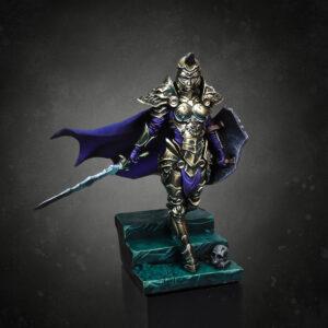 Death Knight Avenger from Black Sun Miniatures