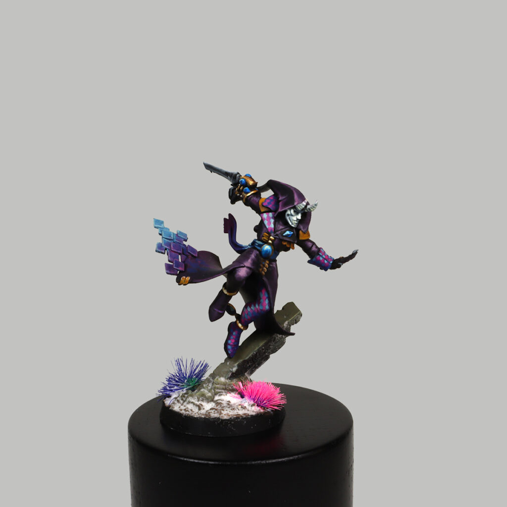 Solitaire from Warhammer 40k
