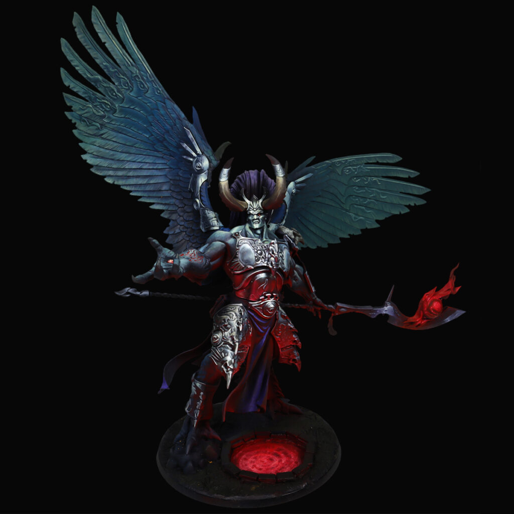 Magnus The Red from Warhammer 40k