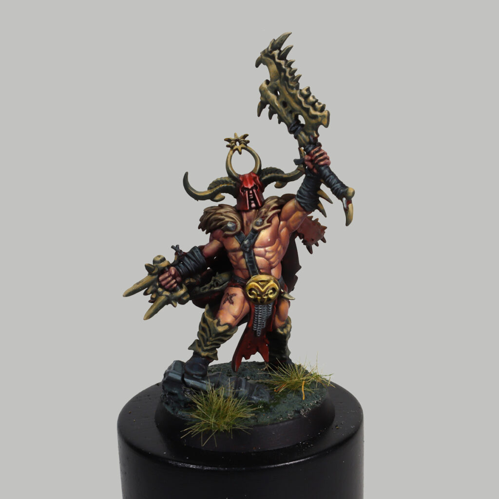 Heart Eater from Warcry Untamed Beasts
