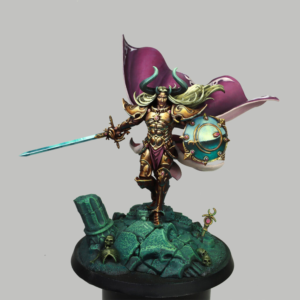 Sigvald the Magnificent from Warhammer
