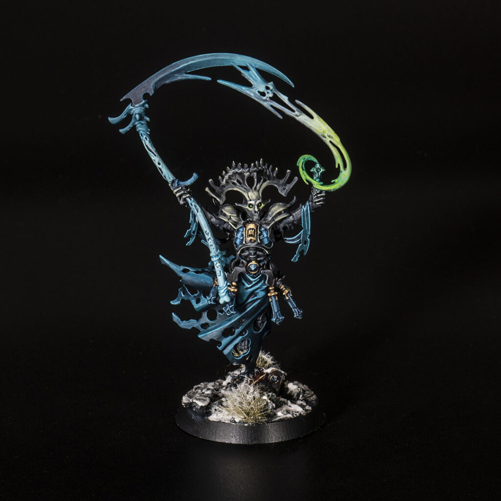 Mortisan Soulreaper from Warhammer Age of Sigmar