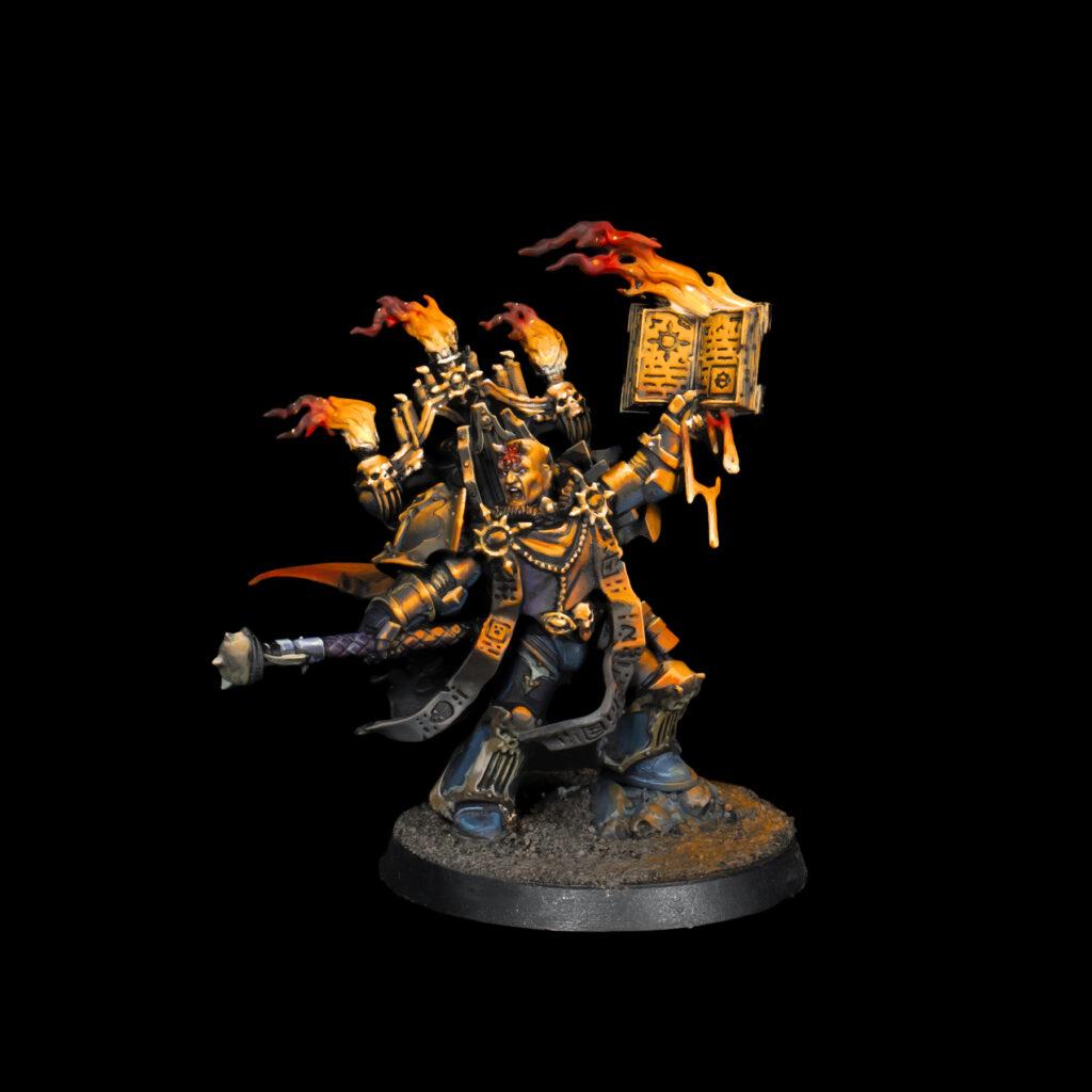 Dark Apostle from Warhammer 40k