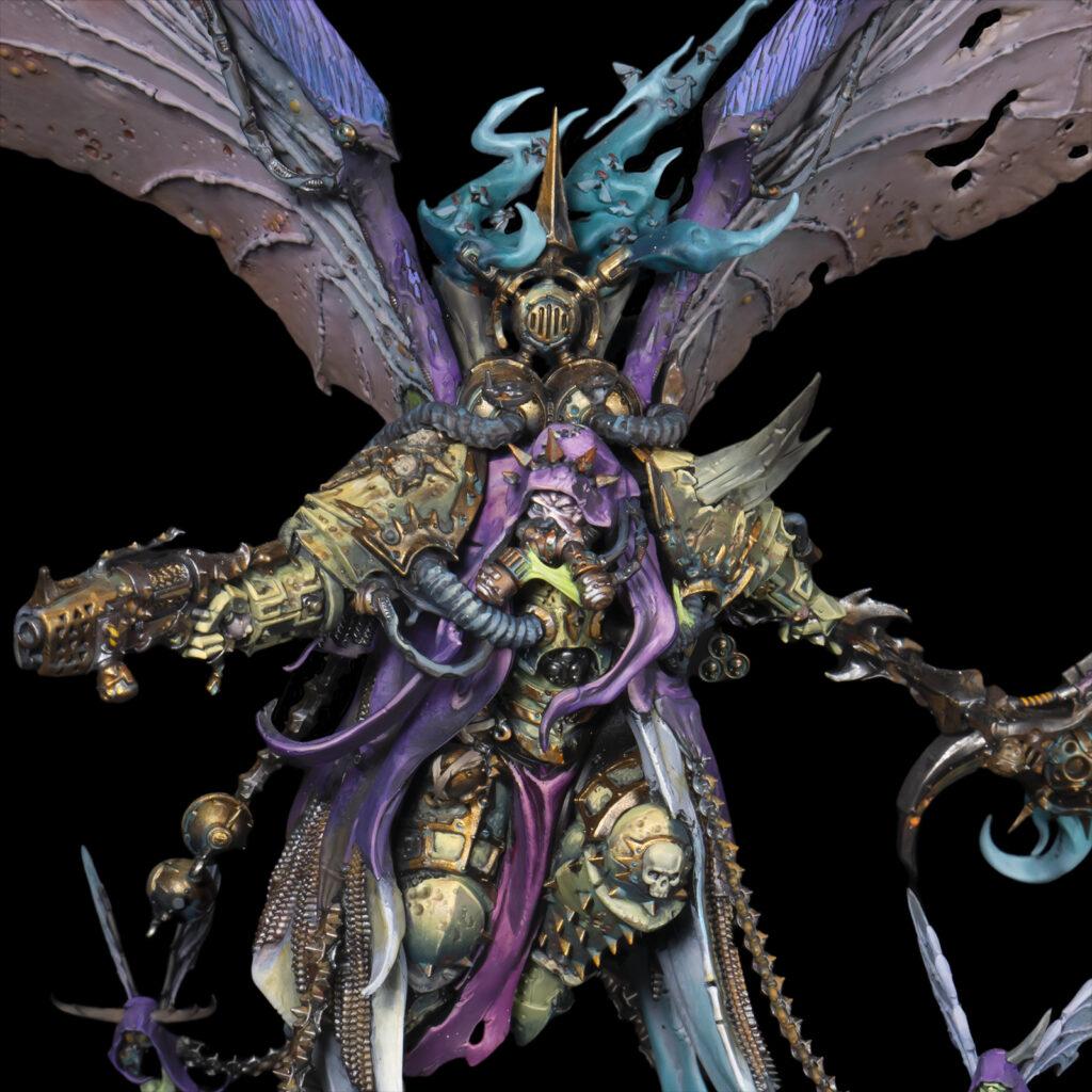 Mortarion from Warhammer 40k
