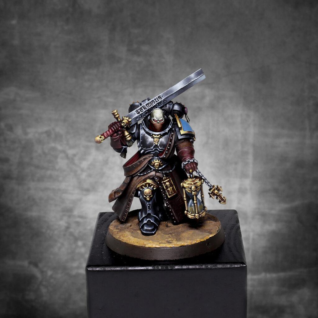 Judiciar from Warhammer 40k